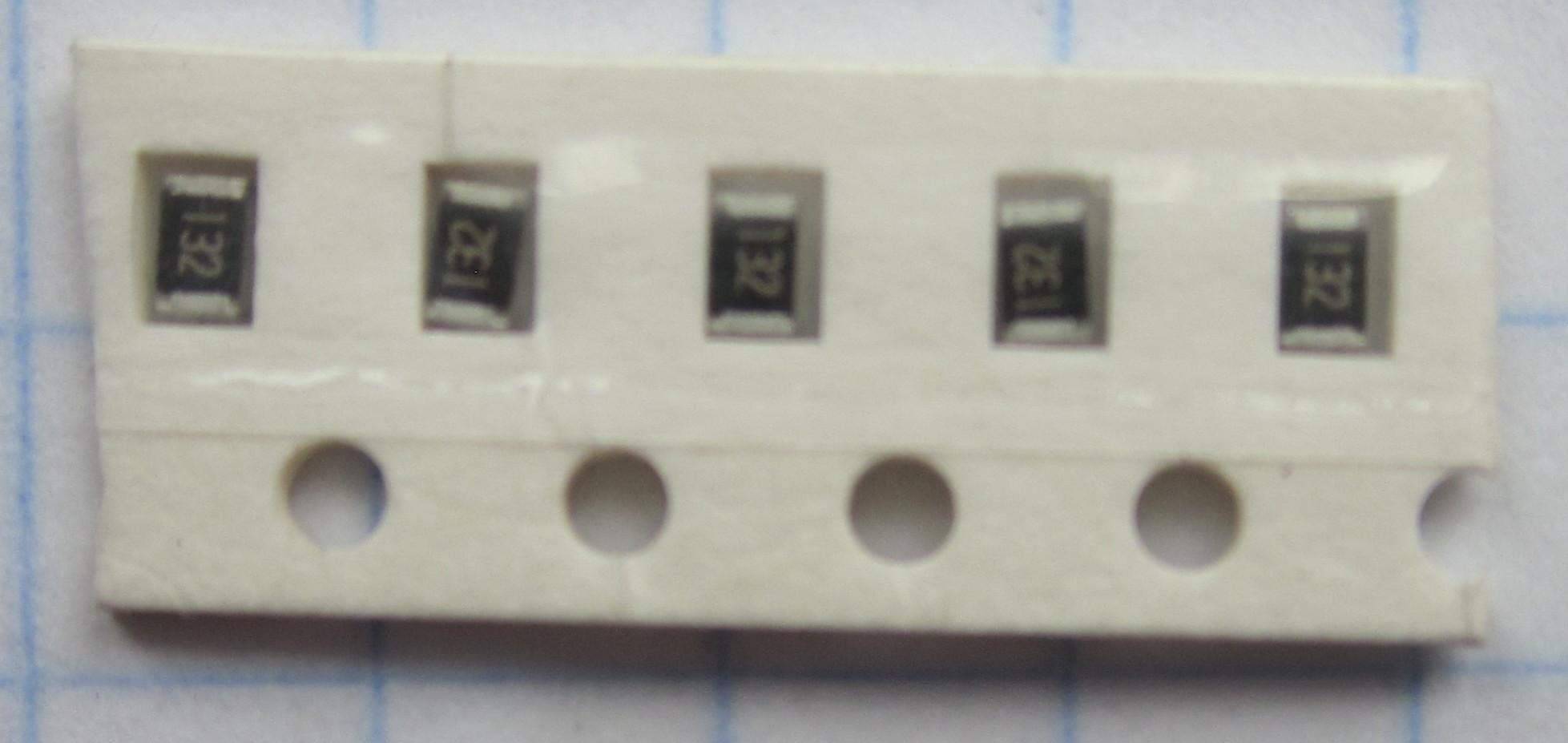 1,3 кОм чип 0805