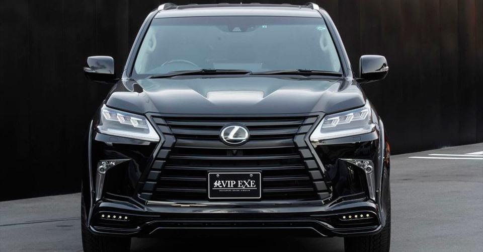 Обвес Aimgain для Lexus LX450d/LX570 2016+