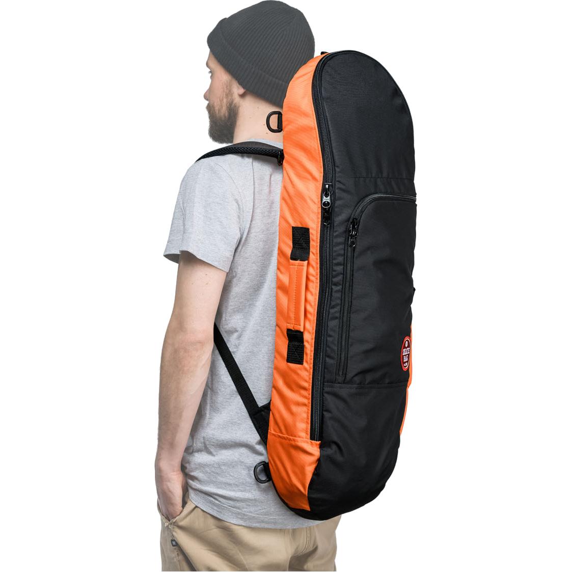 Чехол для скейтборда SKATE BAG Trip (Orange/Black)