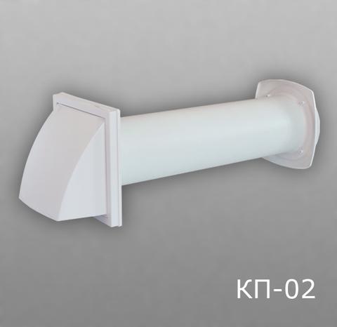 Приточный клапан ERA 10КП-02 dØ100