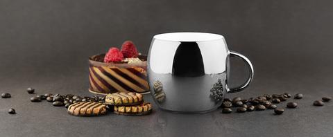Кружка Asobu Sparkling mugs (0,38 литра), стальная