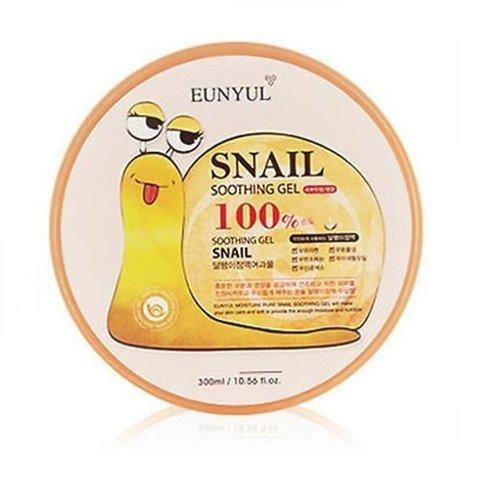 Универсальный гель с муцином улитки EUNYUL Snail 100% Soothing Gel