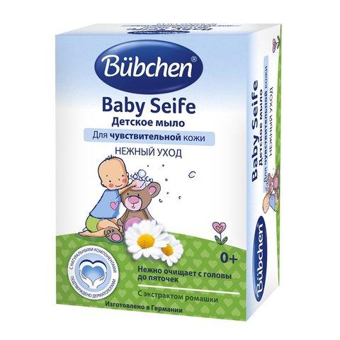 Детское мыло Bubchen 125 г.