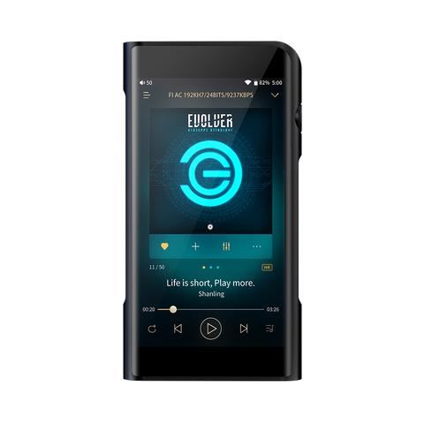 Shanling M6 black, портативный аудиоплеер