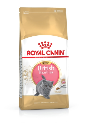 Royal Canin British Shorthair Kitten 400 гр.