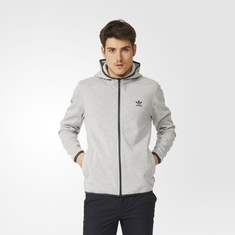 Джемпер мужской adidas ORIGINALS 911 ZIP HOODY