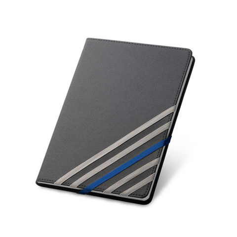 Plot Notebook, blue