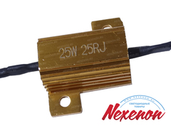 Резистор (обманка) 25 ватт 25 ом
