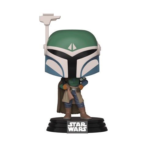Фигурка Funko POP! Bobble: Star Wars: Mandalorian: (46901) Covert Mandalorian 45544