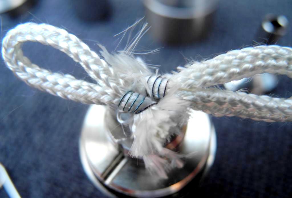 Кремнеземный шнур ШК