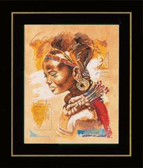 Lanarte Африканка (African woman)