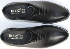 Обувь для жениха Ikos 006-1 Black