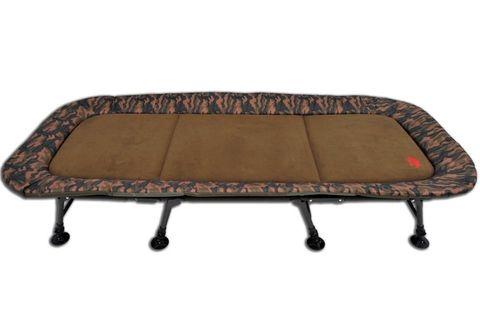 Раскладушка туристическая - походная кровать Tramp Homelike Camo (TRF-053)