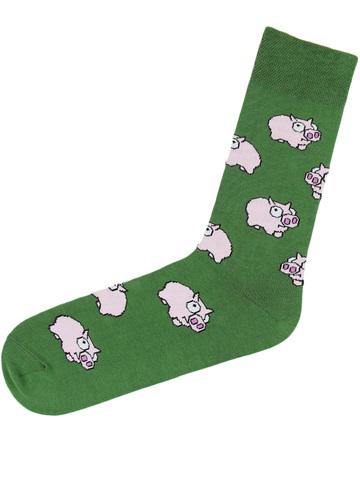 Свинья зеленая