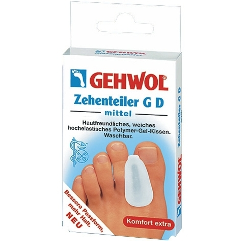 Гель-корректоры между пальцев GEHWOL большой 3 шт