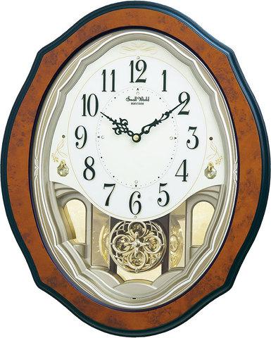 Настенные часы Rhythm 4MJ444WU06