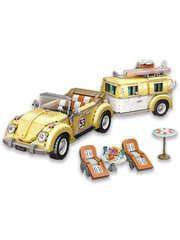 Конструктор LOZ mini Универсал 2228 деталей NO. 1130 Station wagon Car model