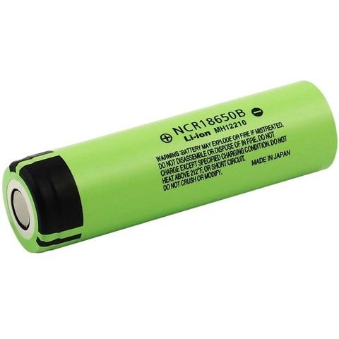 Аккумулятор SONY NCR18650B, 18650, 3400mAh