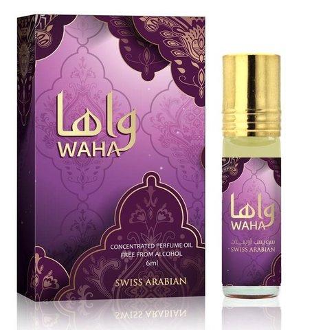 WAHA / Уаха 6мл