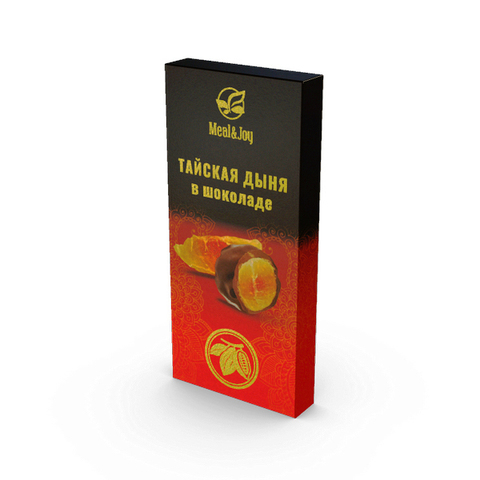 Тайская дыня в шоколаде, 60 г