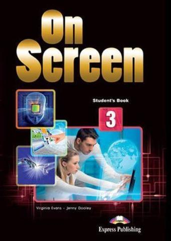 On Screen 3. Student's Book. Student's Book (+DigiBook app). Учебник c доступом к электронному приложению
