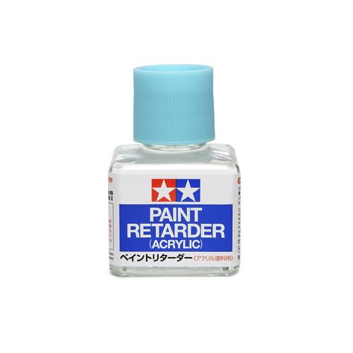 Вспомогательные жидкости Tamiya Paint Retarder (Acrylic) Замедлитель высыхания (акрил), 40 мл 87089_11.jpg