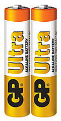 Батарейки GP 24AU-S2 Ultra alkaline LR03, ААA, трей 2/40/