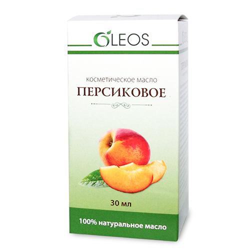 Персиковое косметическое масло