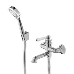 Смеситель для ванны IDDIS Oxford OXFSB02i02