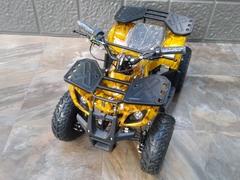 Детский электрический квадроцикл Motax Mini Grizlik Х-16 1000W BIG WHEEL