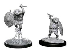 D&D Nolzur's Marvelous Miniatures - Bullywug
