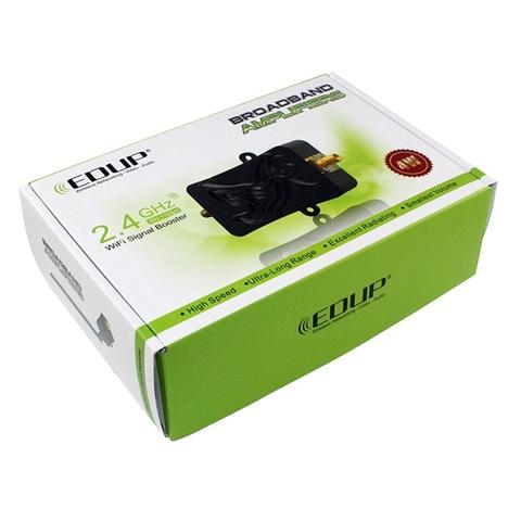 Усилитель Wi-Fi сигнала бустер 2400-2500МГц 4W EDUP EP-AB007