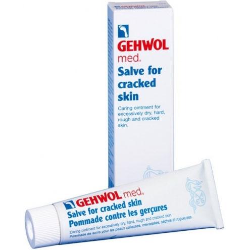 Мазь от трещин GEHWOL Salve For Fracked Skin 125 мл