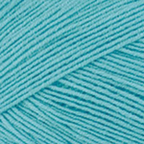 Пряжа Cotton Soft YarnArt 33 Яркая бирюза