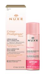 Nuxe Набор CREME PRODIGIEUSE BOOST мультикоррект. крем + мицеллярная вода