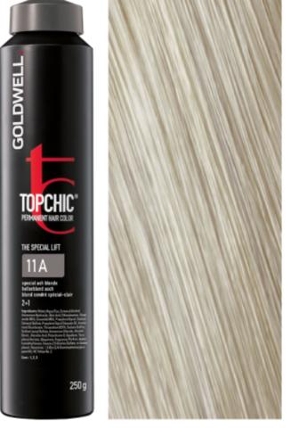 Goldwell Topchic 11A белокурый пепельный блондин TC 250ml