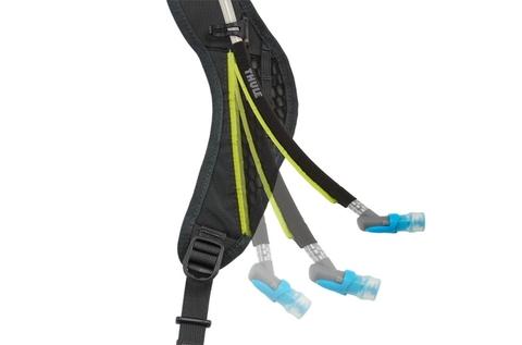 Картинка рюкзак велосипедный Thule Vital 8L DH Hydration Backpack Moroccan Blue - 4