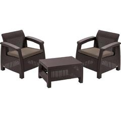 Комплект мебели Keter Corfu Weekend