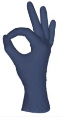 Перчатки нитриловые MediOK Черничные 50пар (100...