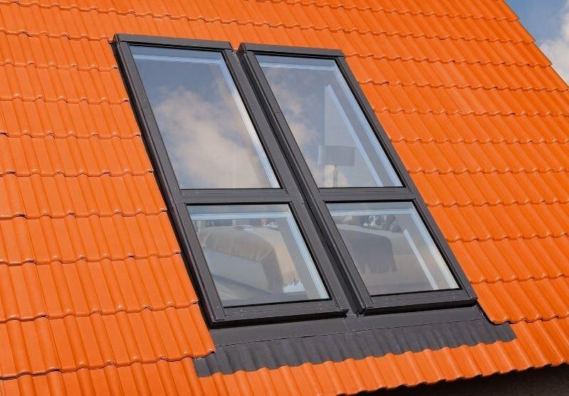 Изоляционный оклад EHN-AT/G Thermo для окна-балкона  FAKRO