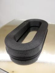 Пластик Filamentarno! PP 3D GF-30 чёрный. 750 гр.