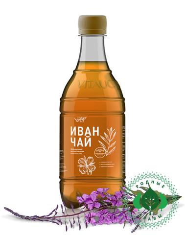Русский напиток Иван-чай