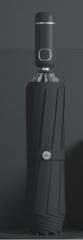 Зонт автомат Xiaomi Zuodu Reverse Folding Umbrella Black (Черный)