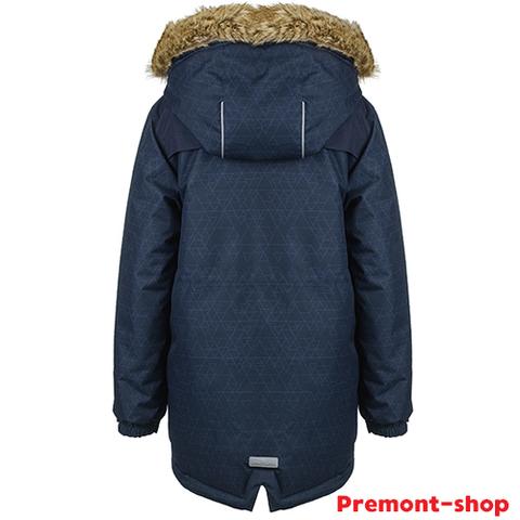 Парка для мальчиков Premont Кингстон WP82405 DARK BLUE