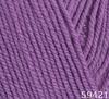 Пряжа Himalaya DOLCE MERINO 59421 (лиловый)