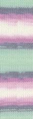6541 (Белый,розовый,мята,серый)