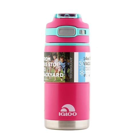Термокружка Igloo Tahoe 14  (0,4 литра), розовая
