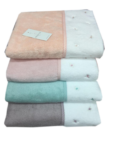 LAVOINE БАБОЧКИ полотенце махровое Maison Dor Турция
