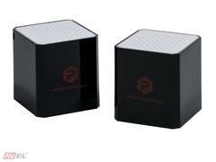 Портативные колонки с функцией Bluetooth гарнитуры Avel Smart Cube Stereo P3020