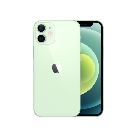 iPhone 12 mini, 256 ГБ, зелёный